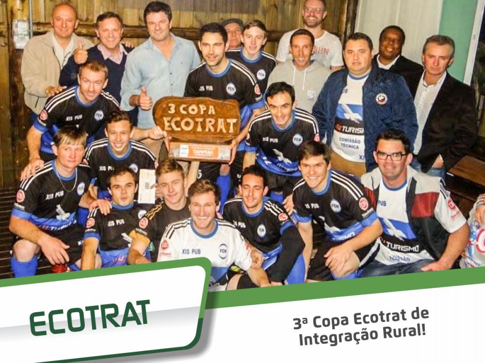 Chegou ao fim mais uma edição da Copa Ecotrat de Integração Rural!