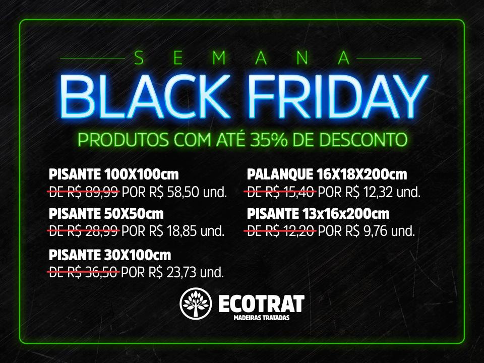 Semana Black Friday Ecotrat