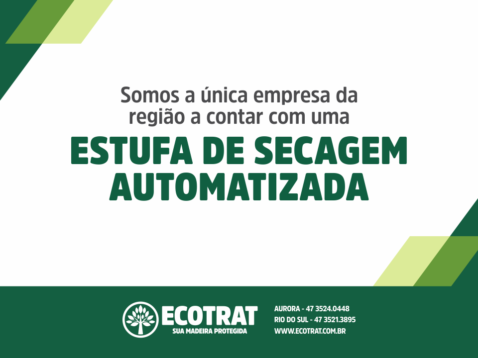 A Ecotrat conta com uma tecnologia exclusiva que faz a diferença na sua obra!