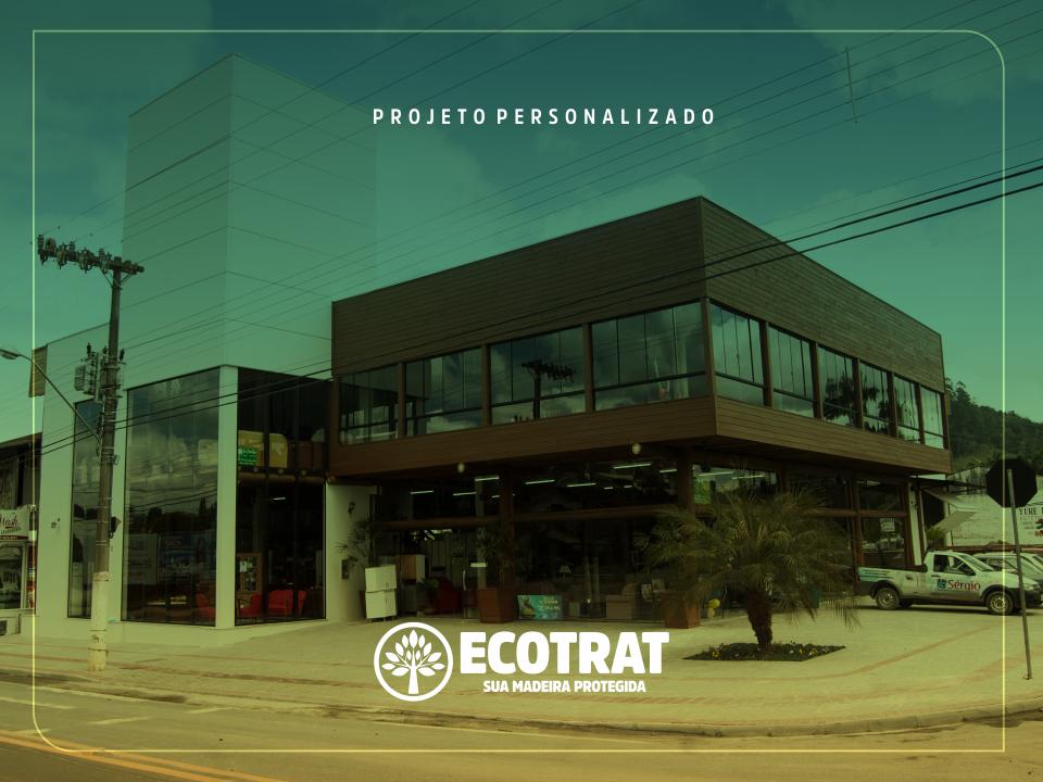 A Ecotrat foi a responsável por mais uma obra inovadora em Ituporanga!