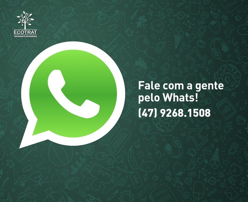 Ecotrat – Canal de comunicação Whatsapp
