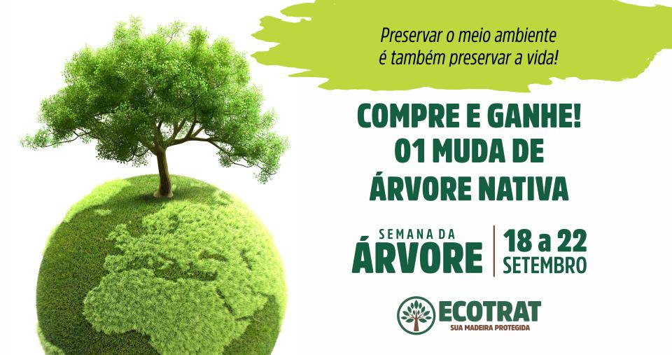 Preservar o meio ambiente é também preservar a vida!
