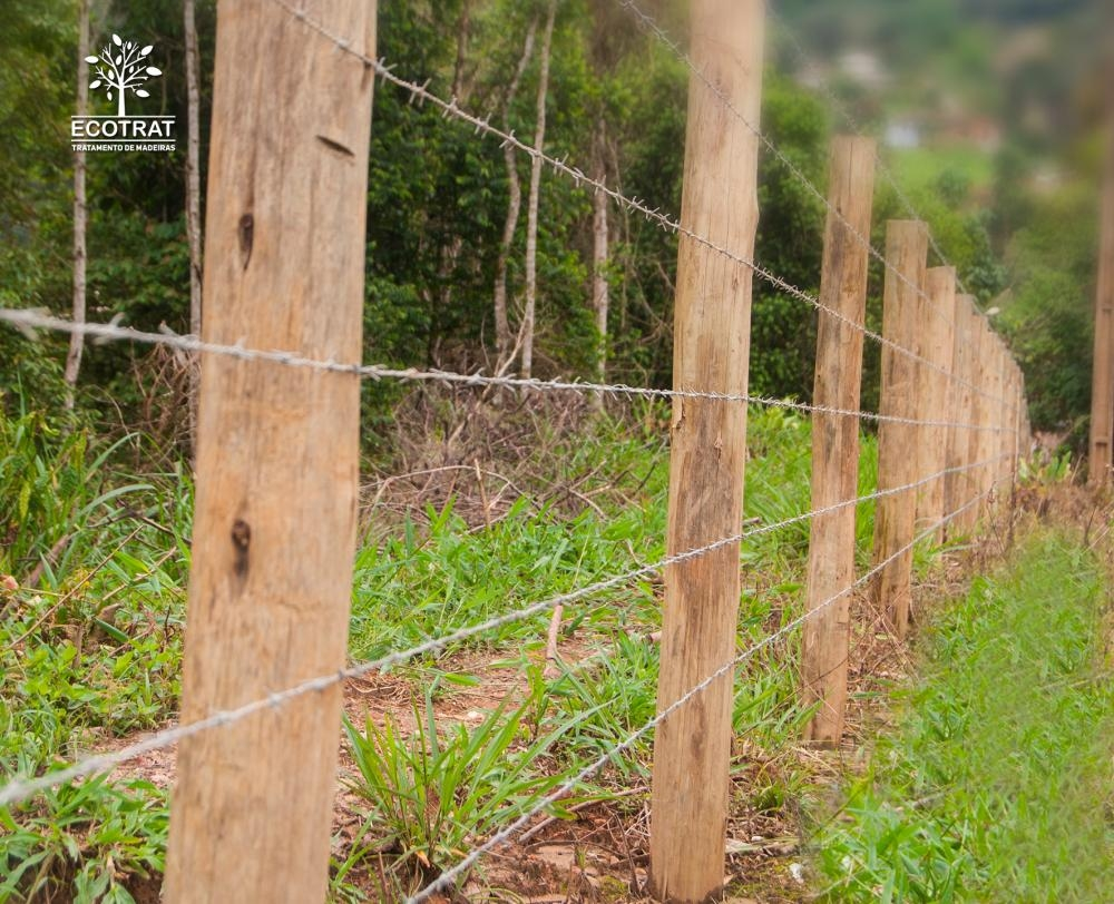 Os palanques em madeira tratada da Ecotrat oferecem inúmeras vantagens e é indicada para fechamento de áreas rurais, mangueiras para o gado, sítios, terrenos, jardins, plantações de frutas e também como cerca elétrica em propriedades diversas.